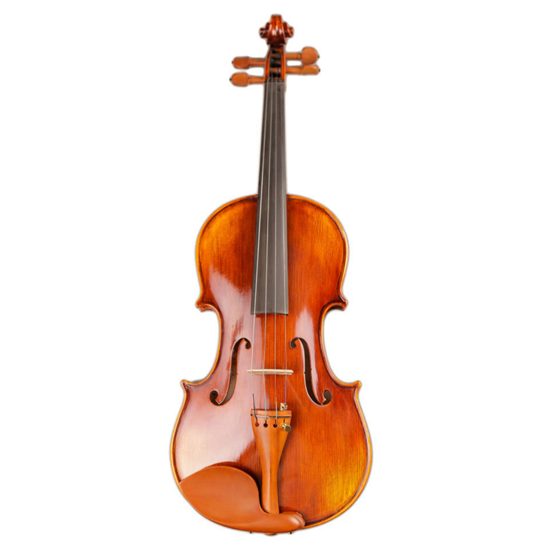4/4 Professional Handmade Natural Pattern Violin High-end Antique Violin musical instrument 4 4 high grade full size solid wood natural acoustic violin fiddle with case bow rosin professional musical instrument