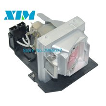 цена Projector Lamp Bulb with housing 725-10127 311-9421 X415G for DELL 7609WU with 180days warranty