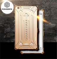 Luxury Shockproof Phone Cover Aviation Aluminum Metal Outdoor Armor Full Protection Case For Xiaomi Mi Max