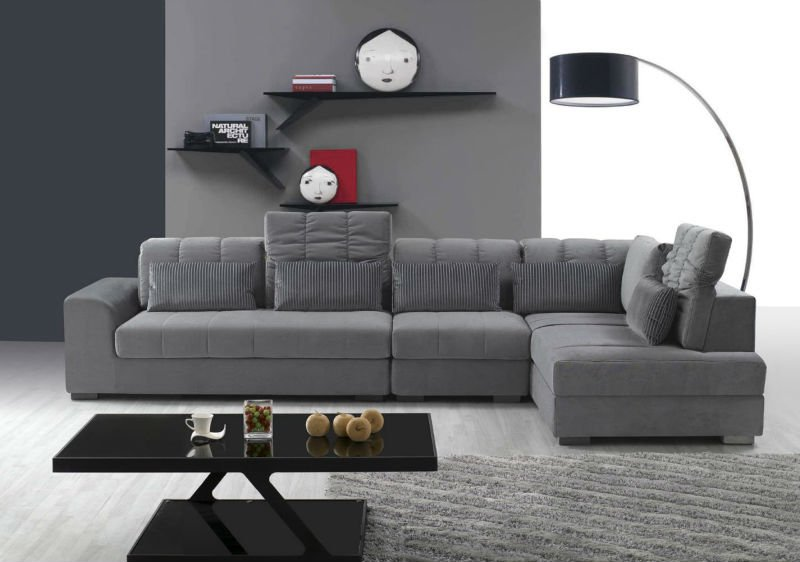 Modern Furniture In China china furniture/ home sofa set in modern style-in living room