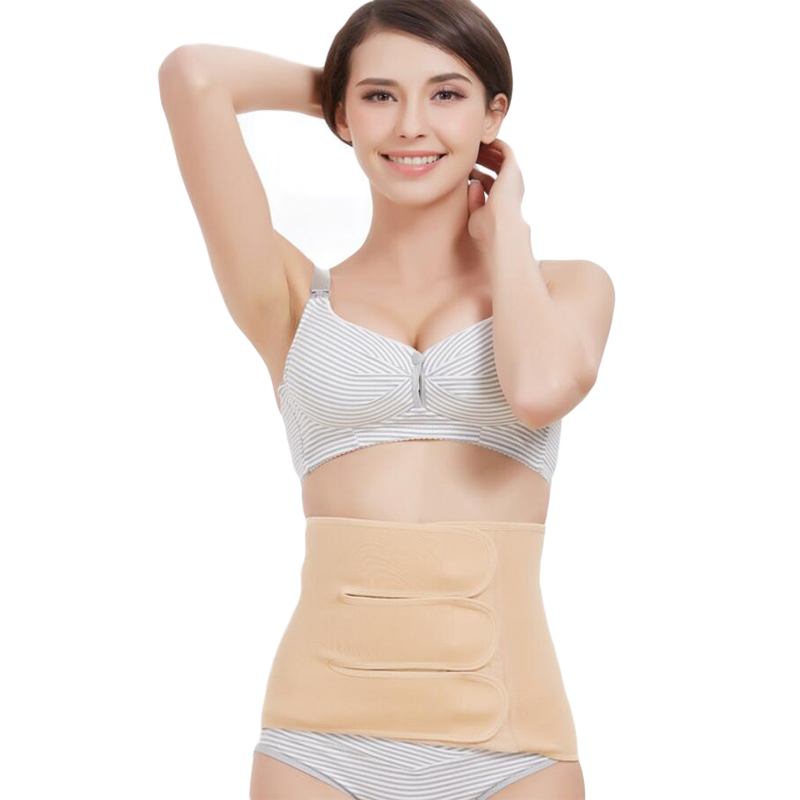 906f9c92a20 Cotton Postpartum Belly Belt Girdle C Section Recovery Belt for Women Postpartum  Corset Belt Belly Band