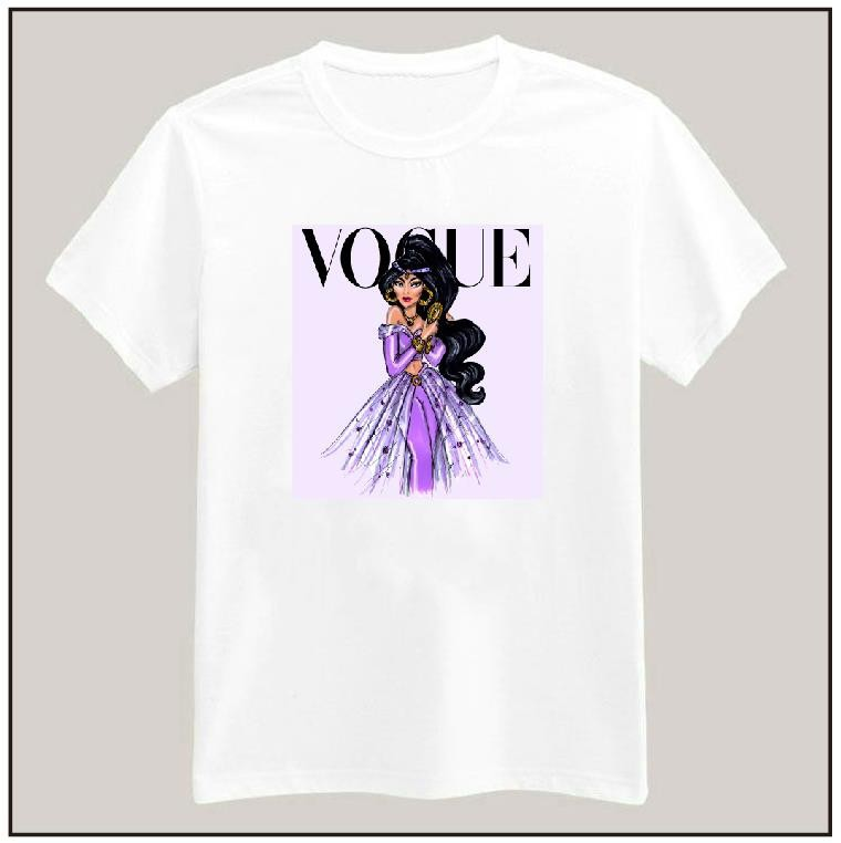 HTB17J6dHpXXXXXnXXXXq6xXFXXXL - Tattoo Vogue Princess Women T shirt PTC 17