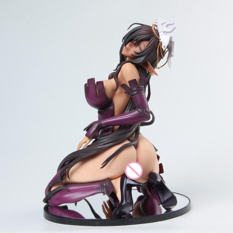 1 4 high quality BINDing Native Olga Discordia Dark Elf King Ver Anime PVC Action Figure