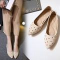 Plus Size 35-42 New Women Flats Shoes Woman Spring Summer Pointed Toe Sweet Casual Women Flats Sandals Ladies Strawberry Shoes