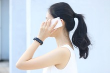 Running Smart Band Colour Display Bracelet Heart Rate Fitness Tracker Blood Pressure Monitor Waterproof