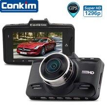 Ambarella A7LA70 Car DVR Camera Dashcam Full HD Video Recorder 2304*1296P 2.7″LCD 170 Angles+G-Sensor+GPS Dash Camera Blackbox