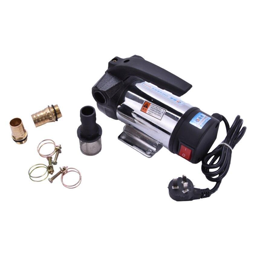 1 PC transfert de mazout 12 DC pompe de transfert de carburant moteur Diesel kérosène Biodiesel
