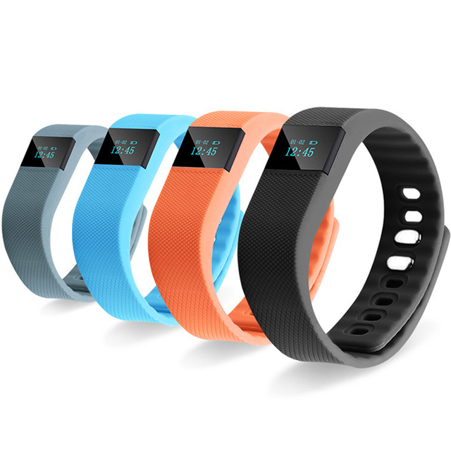 New Bluetooth Smartband TW64 Pedometer Fitness Tracker Smart Wristband Sport Bracelet For IOS Android TW64 Smart Band VS Mi Band