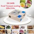 DZ-240B вакуумный упаковщик для небольших фруктов  вакуумная упаковочная машина для пищевых продуктов  вакуумная упаковочная машина для влажн...