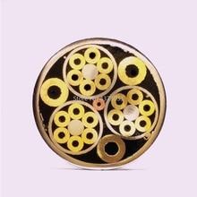 10mm Mozaïek pin Klinknagels mes handvat schroef Meer ontwerp prachtige stijl lengte 9cm #1008