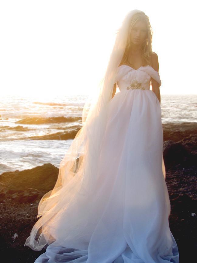 Popular flowy wedding dresses buy cheap flowy wedding for Cheap wedding dresses bay area
