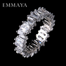 EMMAYA NEW Fashion Luxury Charm AAA Cz Wedding Ring Women Party Jewelry Free Shipping(China)