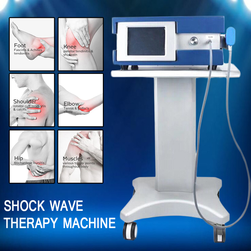 2019 New Version SW13 Shock Wave Therapy/hight Energy/ Pneumatic MachinePortable Shockwave Erectile Dysfunction Therapy Machine