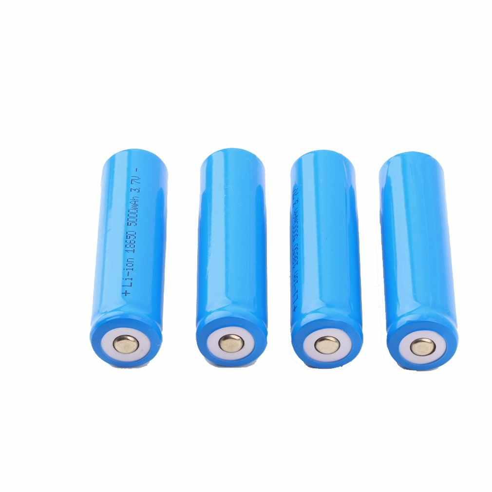 18650 Li-ion 3,7 В Перезаряжаемые Батарея для светодио дный фонарик P20