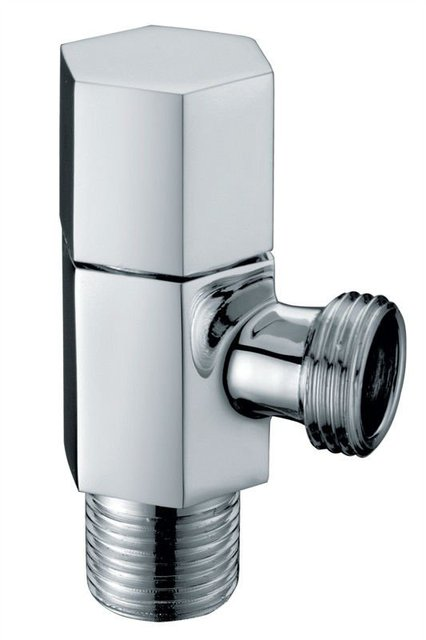 Free shipping Wholesale Luxury angle valve  tap master switch Chrome plated High Quality 16108