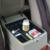 Bandeja titular recipiente de armazenamento caixa de apoio de braço central do carro para Toyota Highlander 2009-2014 car acessórios organizador, estilo do carro