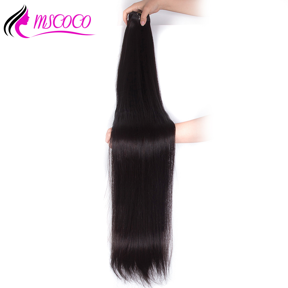Hair Weaves Ali Pearl Hair Long Length 28 30 32 34 36 38 40 Inches Brazilian Deep Wave Bundles 1 Piece Only Human Hair Remy Natural Color Hair Extensions & Wigs