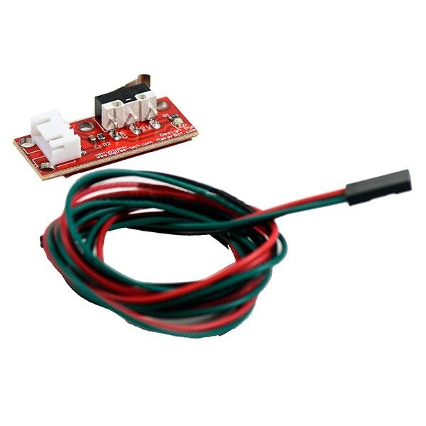 Shgo Лидер продаж 3 шт механический Фиксатор Переключатель <font><b>LED</b></font> RepRap 3D для принтера Prusa Менделя пандусы 1.4 ЧПУ
