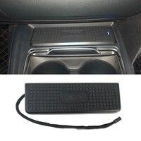Bmw 3 4 시리즈 f30 f31 f32 f34 f36 자동차 qi 무선 충전 전화 충전기 센터 콘솔 충전 전화 홀더 액세서리