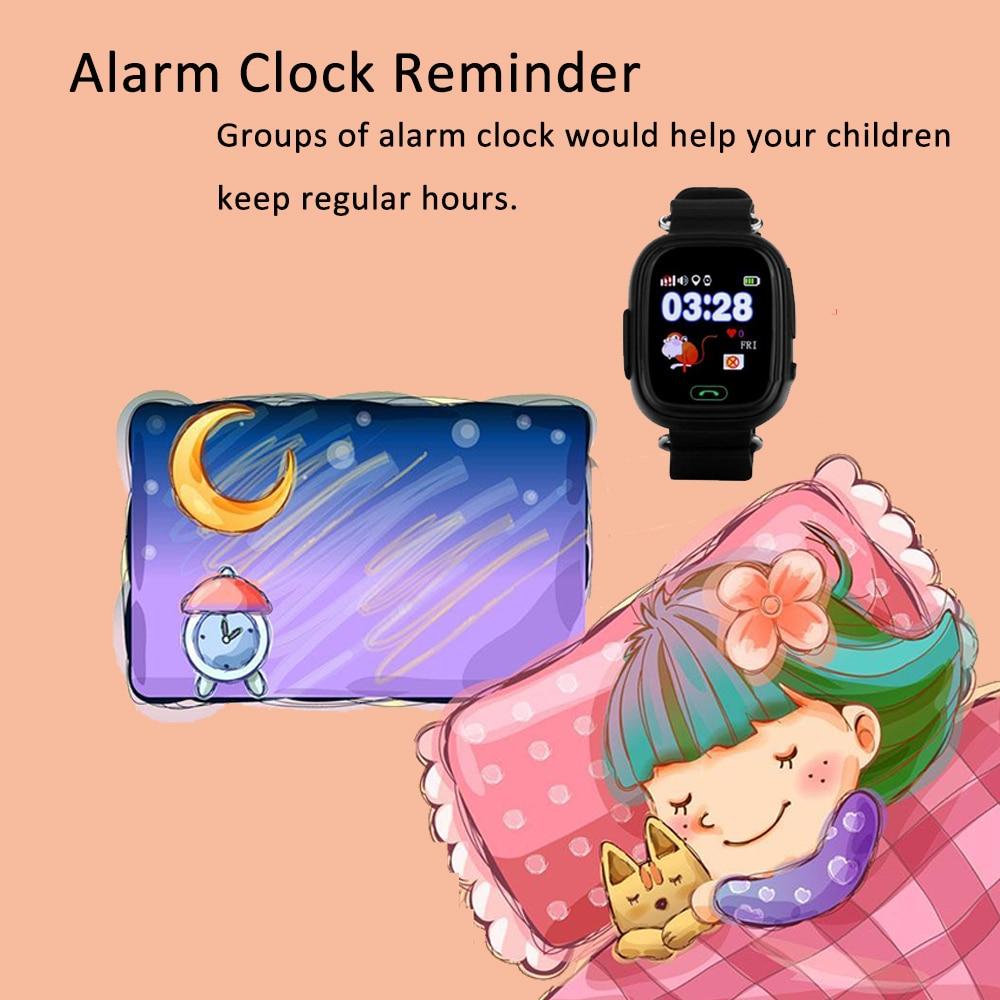 2018 Watch Best Smart Smart Baby for Children Q90 Kids Watch Smart - Elektronikë e zgjuar - Foto 4
