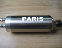 24000RPM diameter 80mm,ER 20 2.2KW water cooling spindle motor 4 bearing for cnc router