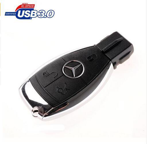 Novas chaves do carro USB flash drive 128 GB 256 GB 512 GB 64 GB caneta unidade box embalado OTG memory stick USB U disco de alta qualidade HOT
