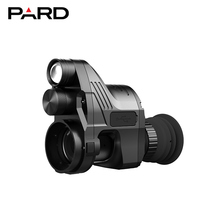 PARD NV007A Digital Night Vision RifleScope Add On Attachment WiFi 1080P IR Hunting Camera Monocular with Laser Pointer