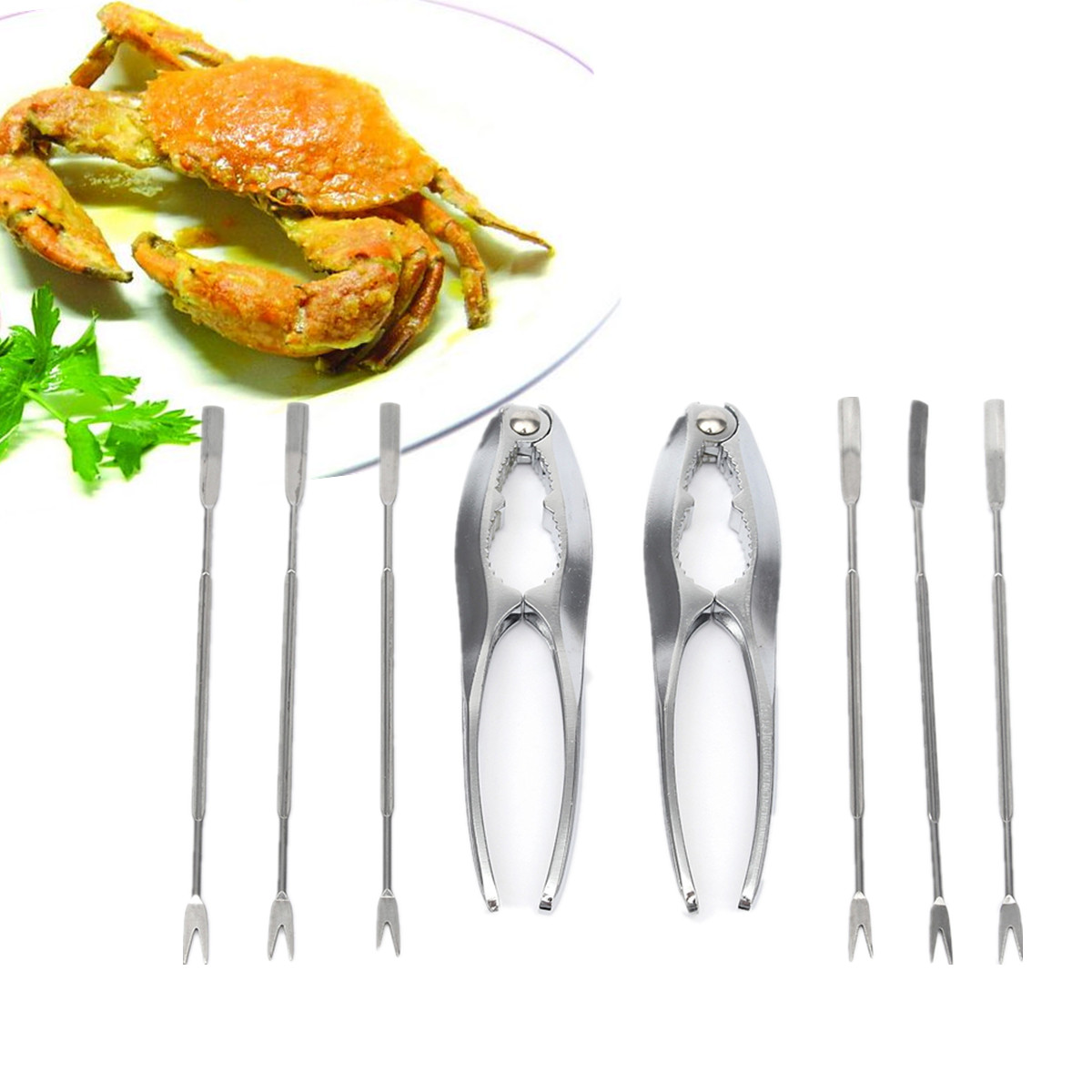 Popular Seafood Tool Set-Buy Cheap Seafood Tool Set lots from China Seafood Tool Set suppliers ...