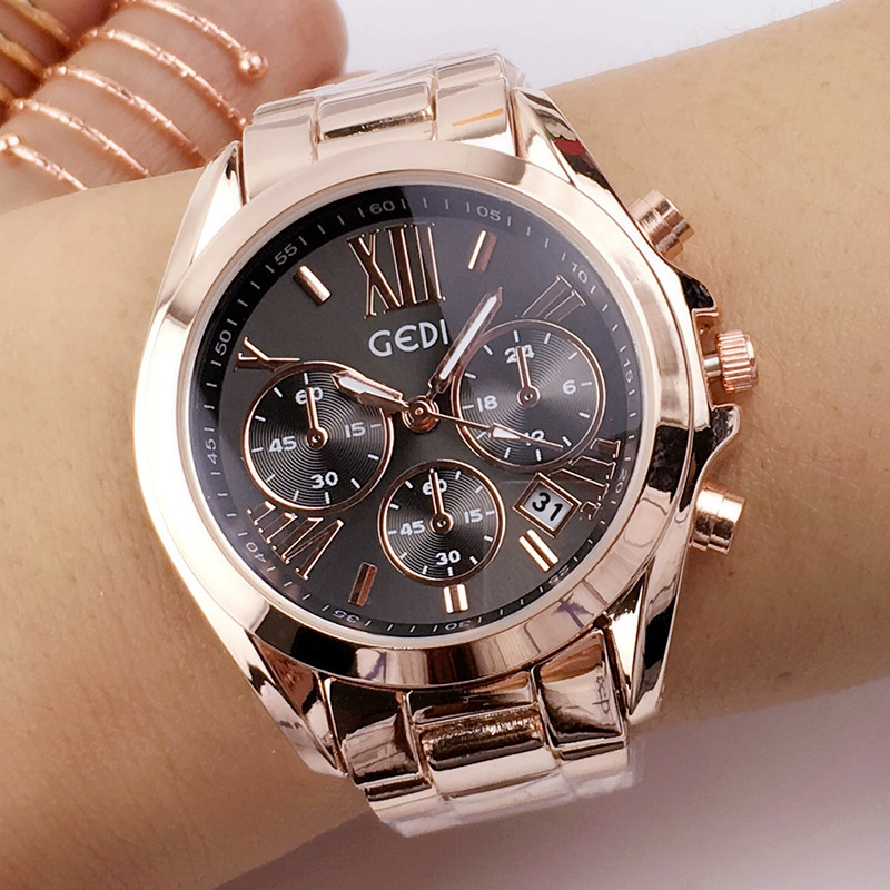 Relogios Feminino 2018 New Luxury Brand Quartz Watches Women Calendar Casual Fashion Women Watch Waterproof Watch Reloj Mujer kingsky women new casual watches brand famous quartz fashion reloj mujer 021052 2017 new arrivial free shipping