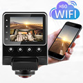 Car DVR Camera Full HD 1080P 360 Degree View Angle Super Night Vision Dashcam 24 Hours Real-time Monitored Video Recorder