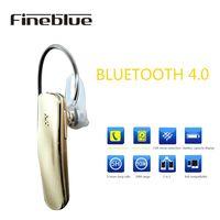 Fineblue HF88 Wireless Bluetooth Headset BT 4 0 Stereo Headphone HD Multi Connect Sport Earphone For