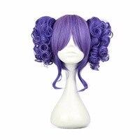 35cm Long Blue Beautiful Lolita Wig Anime Wig