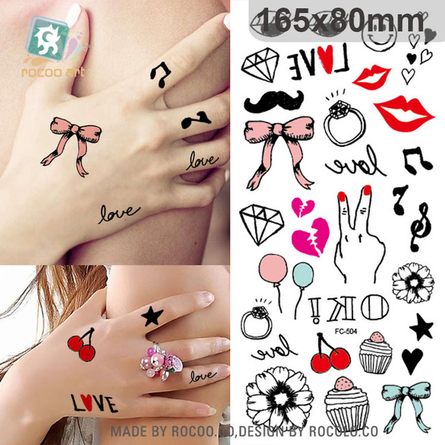 2018 time limited temporary tattoo waterproof tattoo stickers custom funny expression animation large congyou wholesale