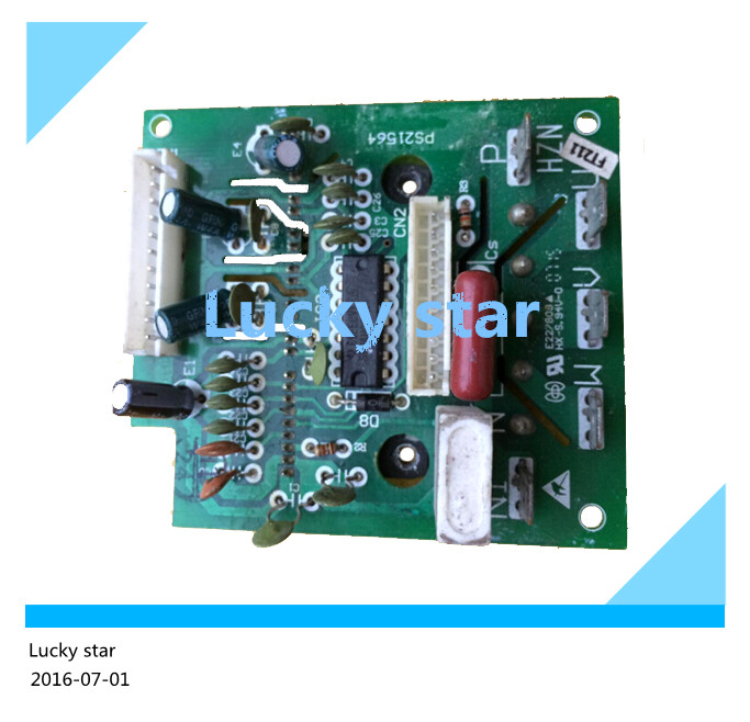 99% new used for Air conditioning Power module frequency conversion board KFR-26GW/E2BP 0010403442 good working good working original used for power supply board led 42v800 le 42tg2000 le 32b90 vp168ug02 gp power board