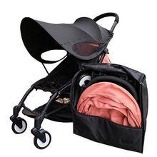 Travel Bag Carry Case Baby Stroller Backpack Oxford Cloth Waterproof Organizer For Yo-yo+ Yo-ya Baby-time Stroller Accessories