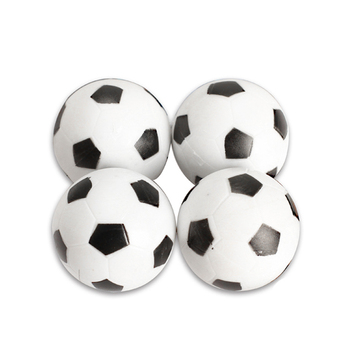 32mm z tworzywa sztucznego piłkarzyki do piłkarzyków piłka do piłki nożnej Fussball kulki do zabawy NSV775 tanie i dobre opinie Strong-Toyers 8 lat Unisex Other Approx 32mm (1 25 inches) Nadmuchiwane