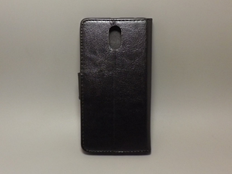 Crazy horse wallet case hold two Cards with 2 Card Holder and pouch slot For Lenovo VB P1M VIBE P1M C50 P1m c50 5inch
