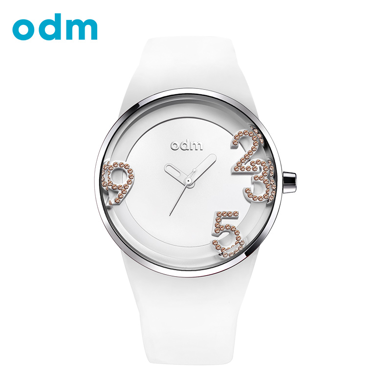 ODM Luxury Brand Women Diamond  Watches Simple Big Dial Quartz-Watch Wrist Watch For Women Fashion&Casual relogio feminino 2017 time100 luxury women s ceramic watches quartz watch diamond dial ladies casual bracelet watches for women relogios feminino