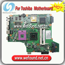 100% Working Laptop Motherboard for toshiba V000175150 L500 L510 L530 Series Mainboard,System Board