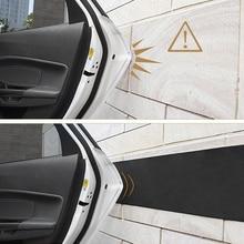 200X20 см автомобильный протектор двери гаража резиновый настенный бампер безопасности парковки