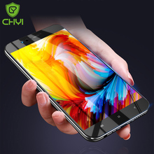 CHYI protection glas  for xiaomi Mi A1(mi5x ) tempered glass 5D protection 9h HD explosion-proof screen protector for xiaomi 5X