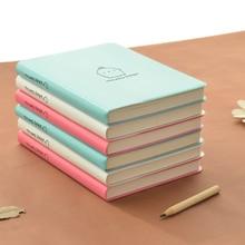 -симпатичные планировщик, molang журнал корейской блокнот охватывает дневник три кролик kawaii