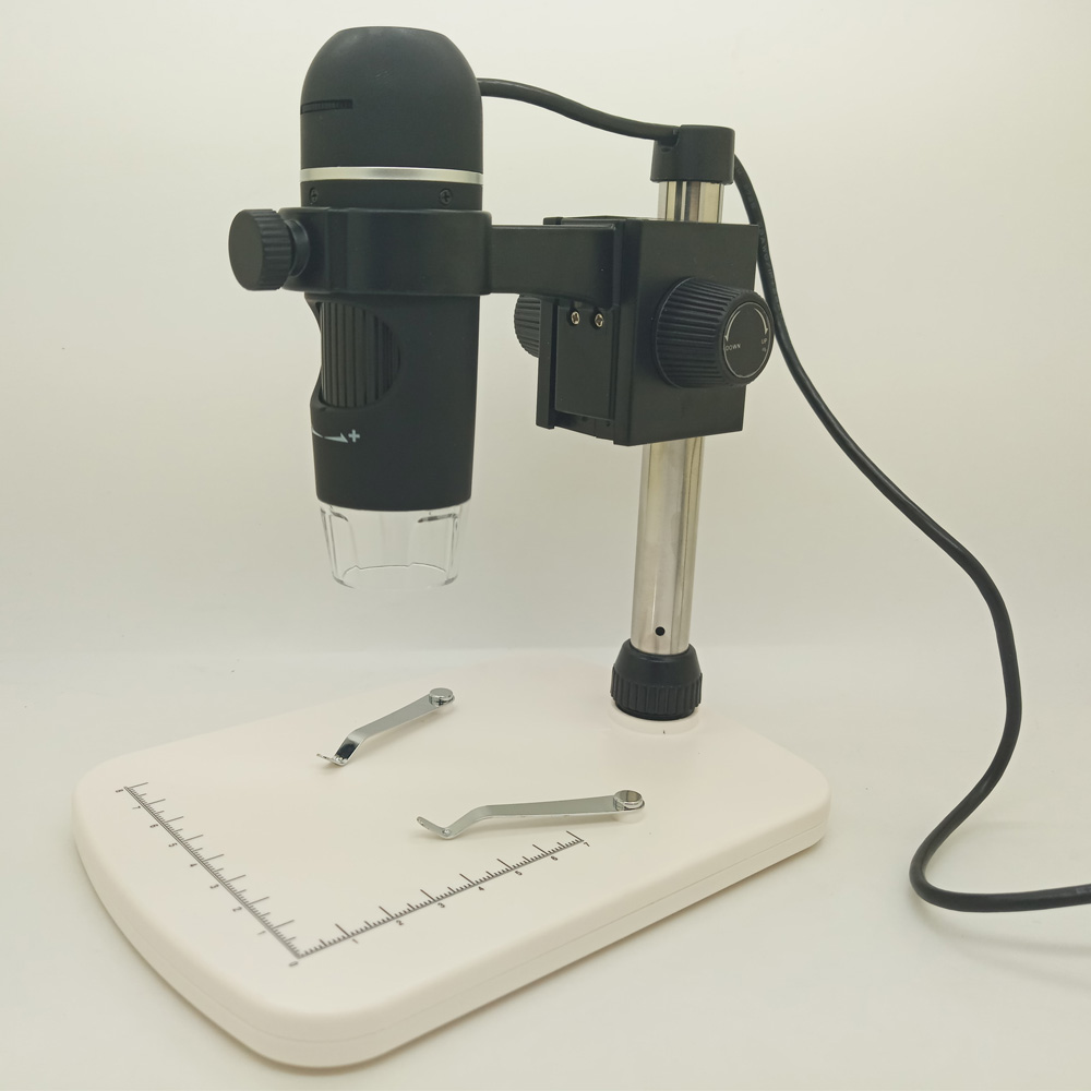 UM012C USB Digital Microscope With 300x Magnifications and 5M Pixels Image Sensor Professional Microscopic Lens