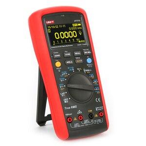 Image 2 - UNI T UT171C Промышленный Цифровой мультиметр True RMS, прибор для проверки сопротивления