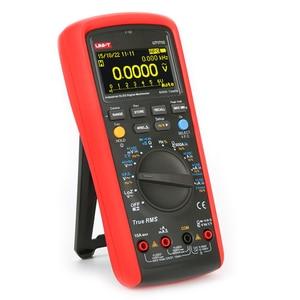 Image 2 - UNI T UT171C endüstriyel True RMS dijital multimetreler giriş/direnç test aleti