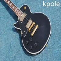 Chitarra elettrica Nuovo Lp Custom SHOP Kpole mano sinistra Chitarra Elettrica oem di Marca della Chitarra In Cina