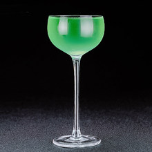Free Shipping 4PCS 150ml Coupe Glasses Cocktail Martini Glass Set Of 4(China)