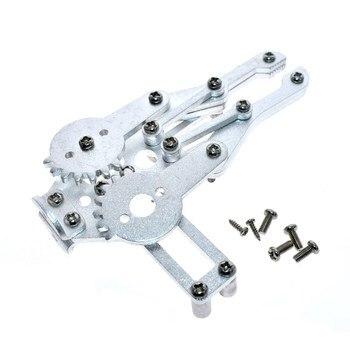 Manipulator Mechanical Arm Paw Gripper Clamp kit For Robot MG995 MG996R фото