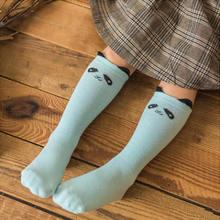 Baby Socks legs warm spring New Stereo Ears Kids Socks Joker express Baby Cartoon Cotton chick please print Socks knee high warm
