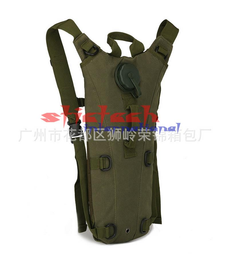 by dhl or ems 20pcs 3L Camouflage Military Tactical molle Hydration Packs running Camping Bicycle Water